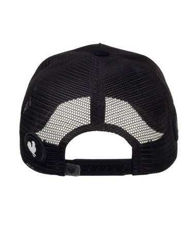 Boné Made In Mato Trucker Nobuck Black + 3 Brindes - B1713