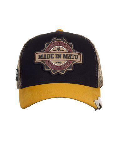 Boné Made In Mato Trucker Pilsener Beer + 3 Brindes - B1817