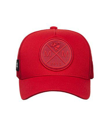 Boné Made In Mato Trucker Red In Red + 3 Brindes - B1852