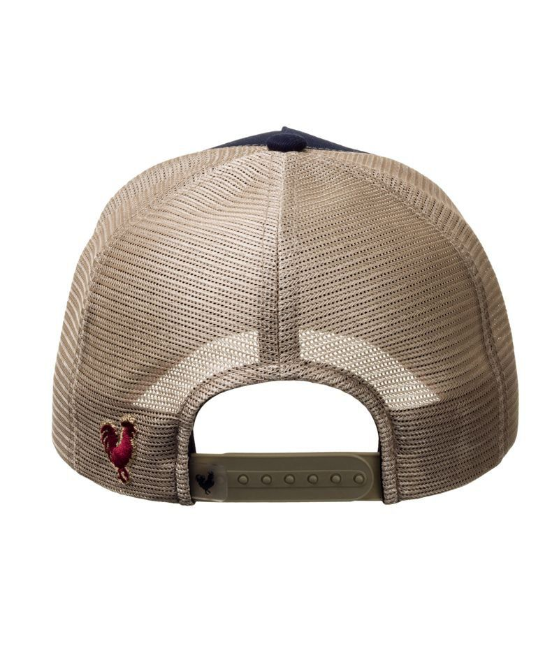 Boné Made In Mato Trucker Rooster Color + 3 Brindes - B0037