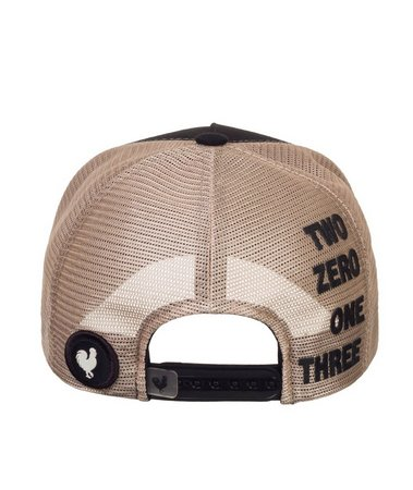 Boné Made In Mato Trucker Skin Rooster + 3 Brindes - B1826