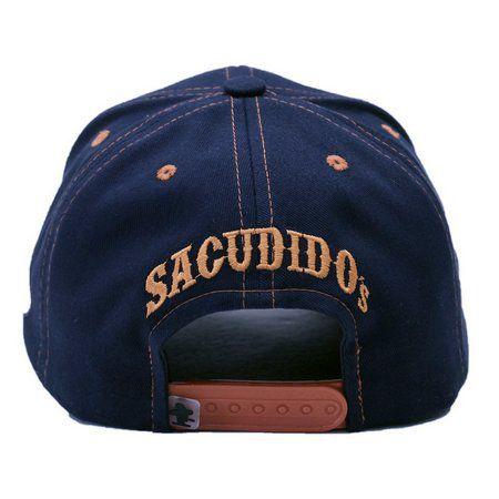 Boné Sacudido's Rodeio Azul Marinho + 3 Brindes - BN232SCD