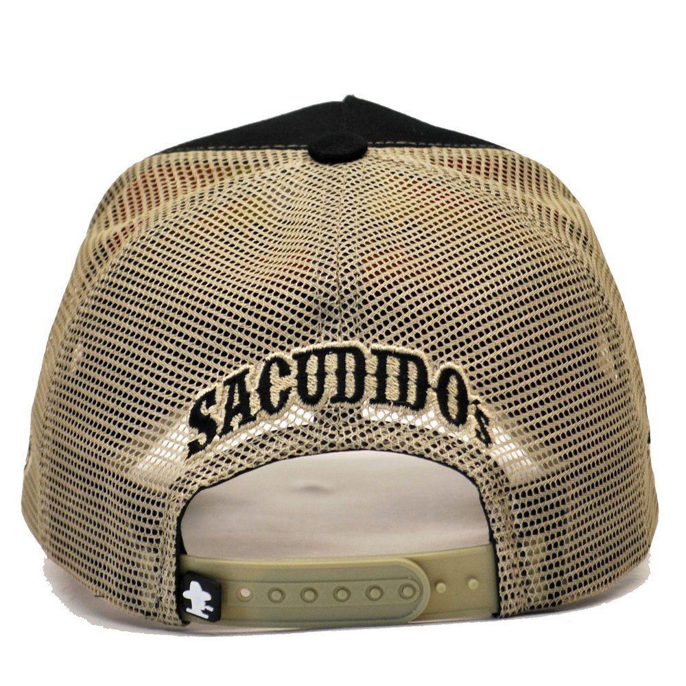 Boné Sacudido's Se for Chorar que Chore a Viola Preto + 3 Brindes - BN160SCD