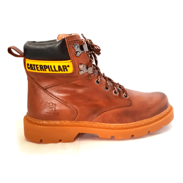 Bota Coturno Caterpillar Adventure Caramelo