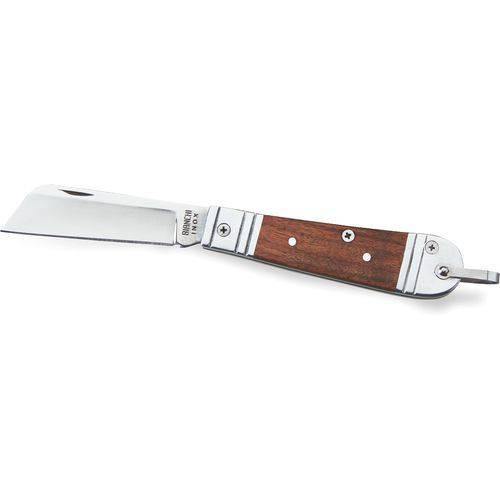Canivete Bianch Inox Cabo Alumínio Madeira - 10302/33