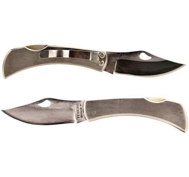 Canivete Ferreira Inox com Trava - 156
