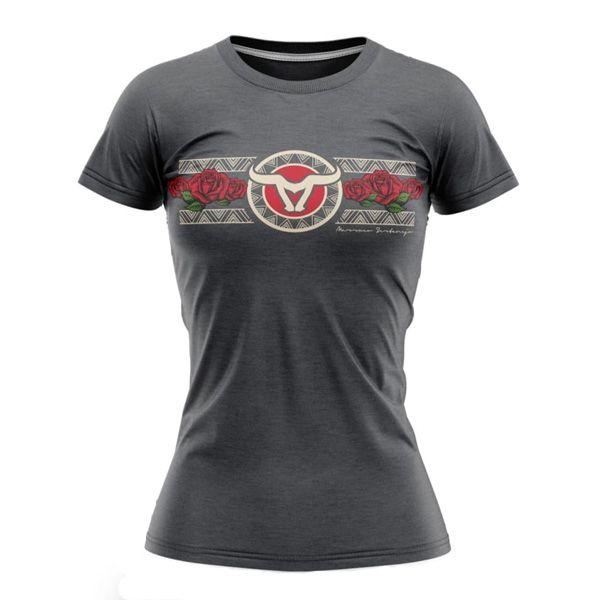 T – Shirt Marruco Sertanejo Indian Gray