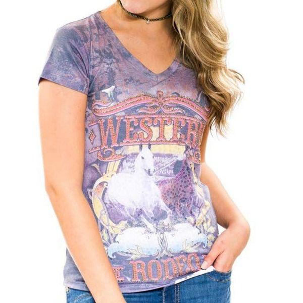 T-Shirt Miss Country Tee Ohio  - 379