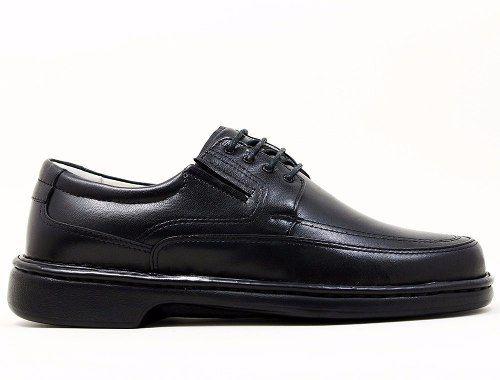 e622fd15e Sapato Super Confort Masculino Ortopedico Couro Legitimo - Loja de ...