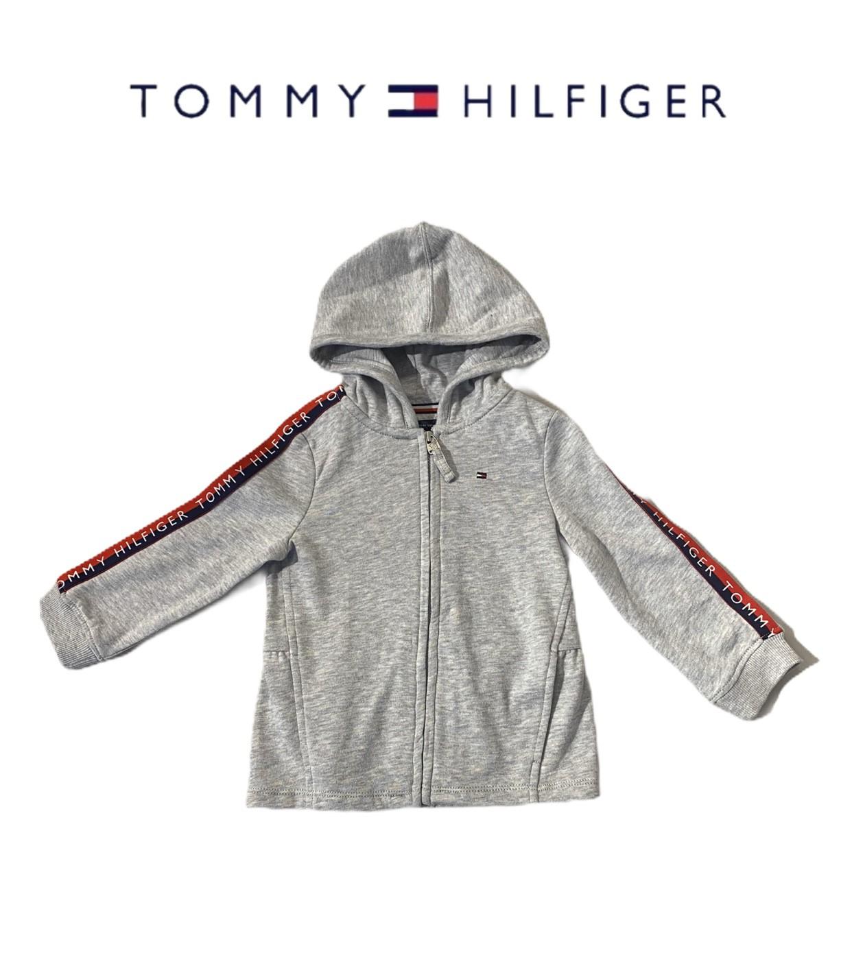 AGASALHO TOMMY HILFIGER® CINZA MENINA