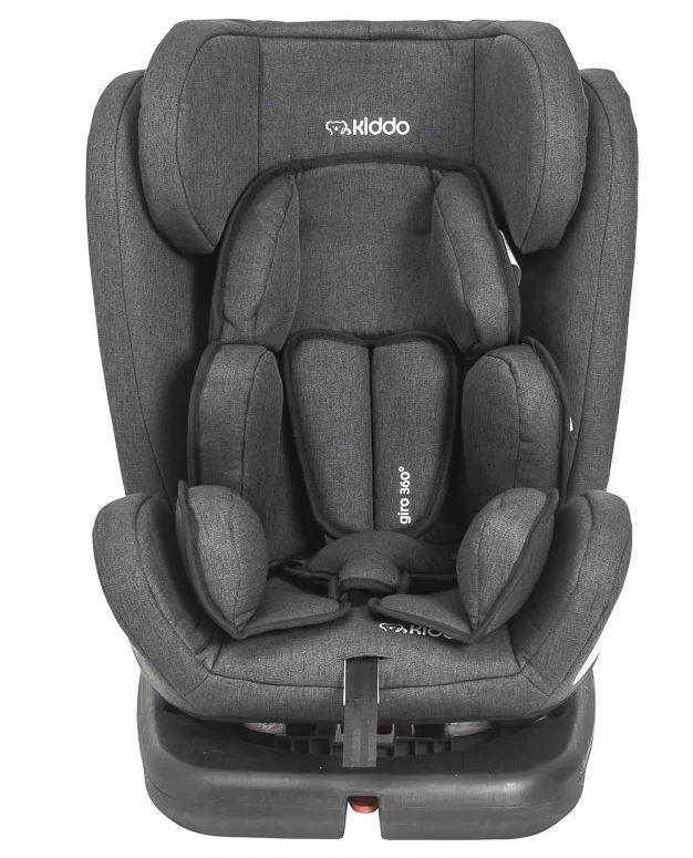 Cadeira para Auto Kiddo - Giro 360° - 0 a 36kg