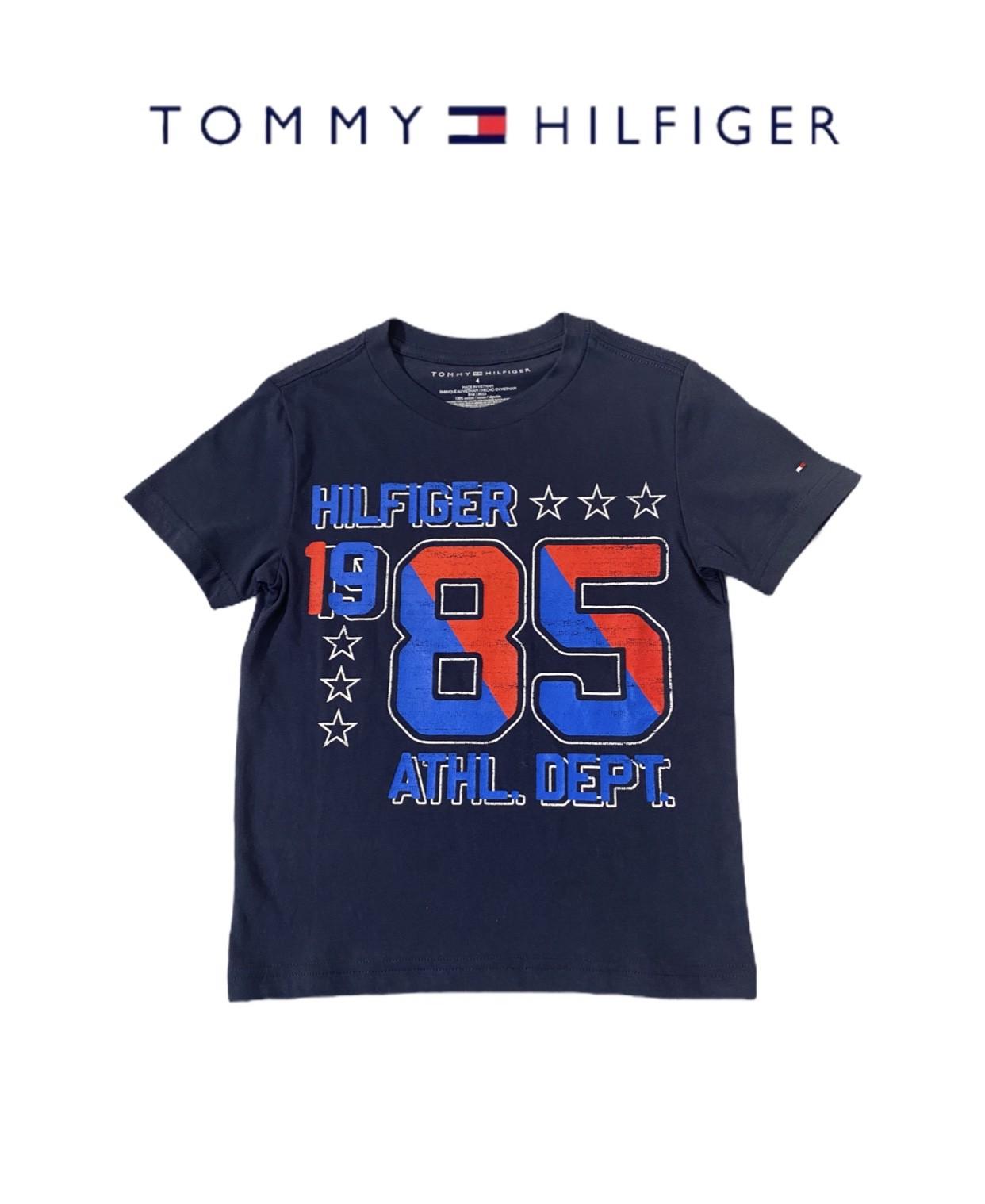 CAMISETA TOMMY HILFIGER® AZUL 1985