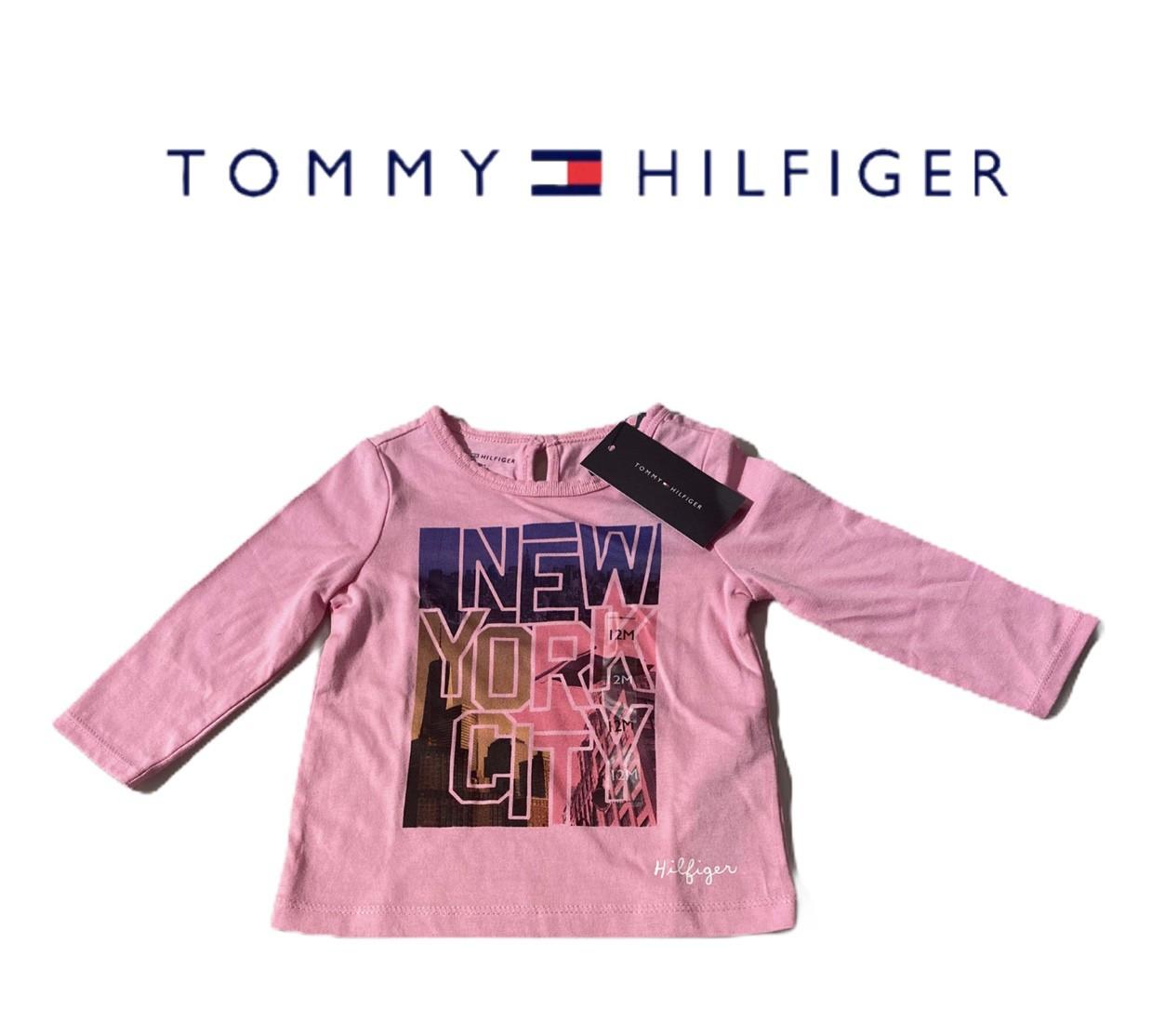 CAMISETA TOMMY HILFIGER® ROSA
