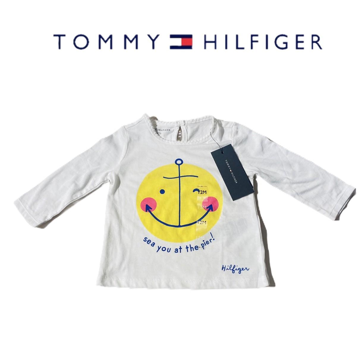 CAMISETA TOMMY HILFIGER® SMILE