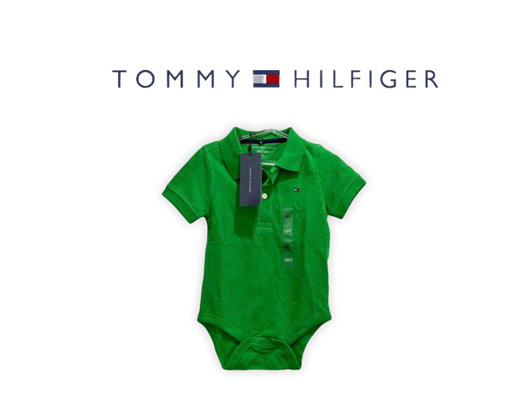 POLO BODY TOMMY HILFIGER® VERDE