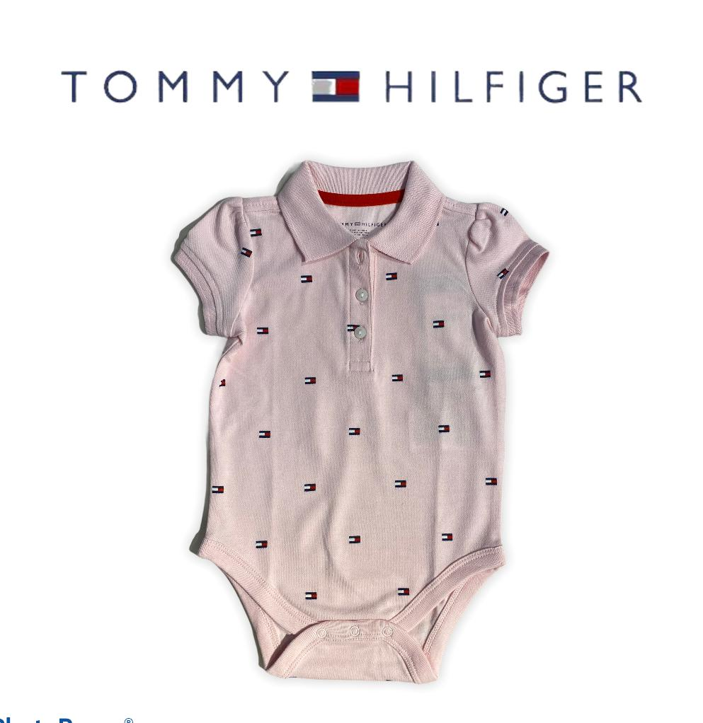 POLO BODY TOMMY HILFIGER® ROSA