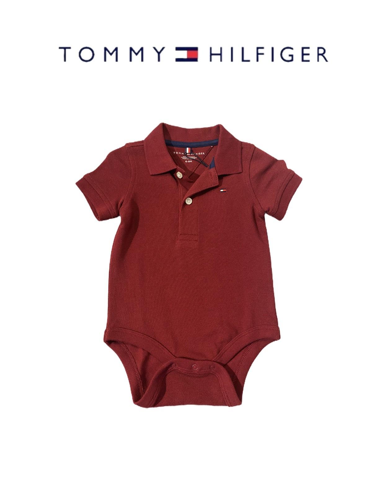 POLO BODY TOMMY HILFIGER® VINHO