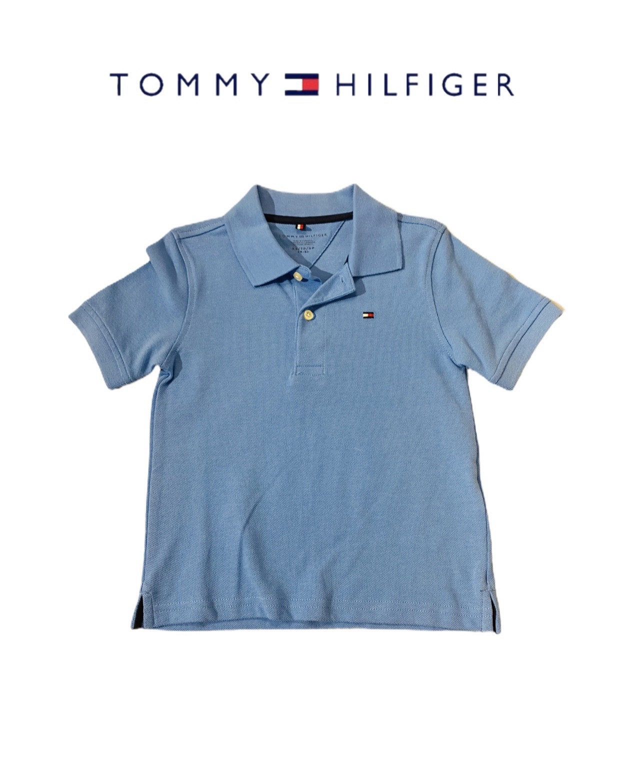 POLO TOMMY HILFIGER® AZUL