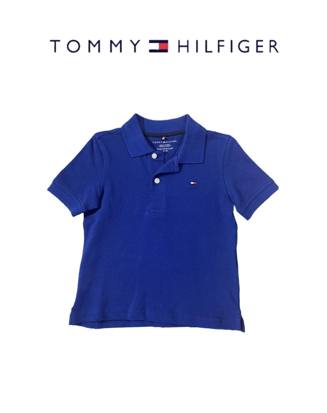 POLO TOMMY HILFIGER® AZUL ROYAL