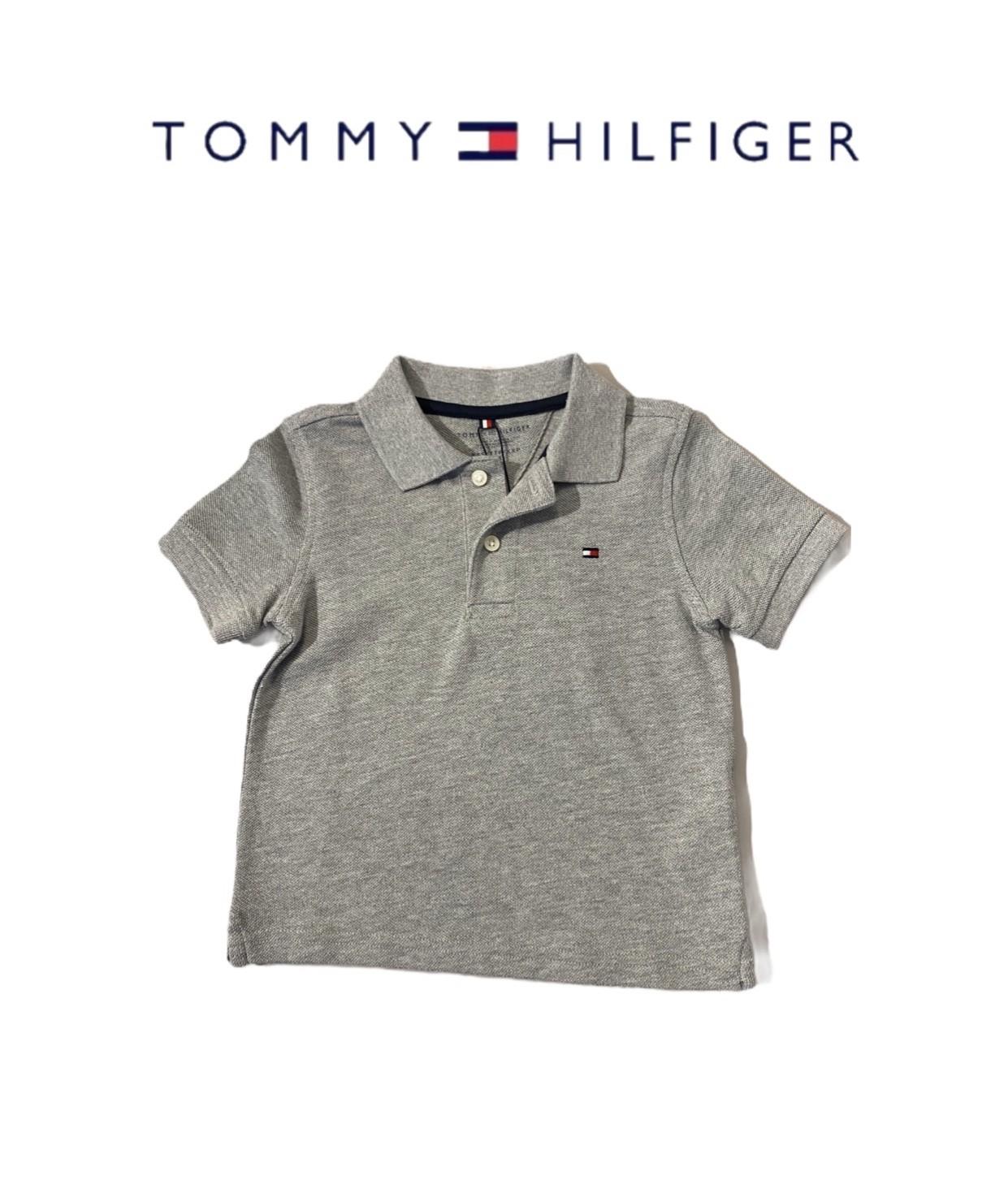 POLO TOMMY HILFIGER® CINZA