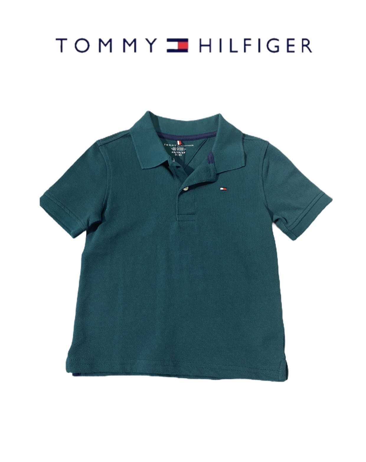 POLO TOMMY HILFIGER® VERDE