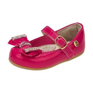 Sapatilha Kids Menina Strass Pink - Itmalia