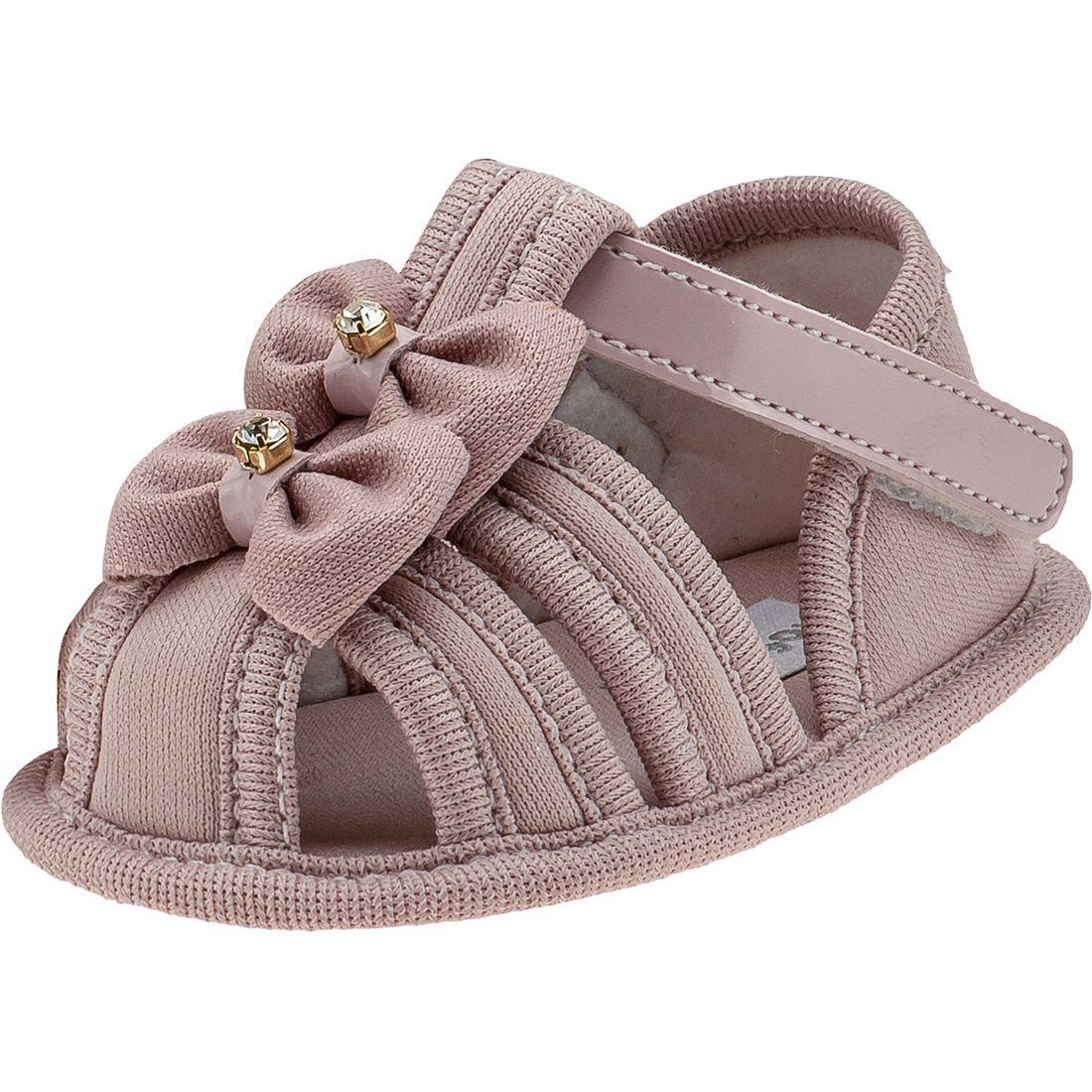 Sandália Infantil Baby Menina  - FOFOPÉ