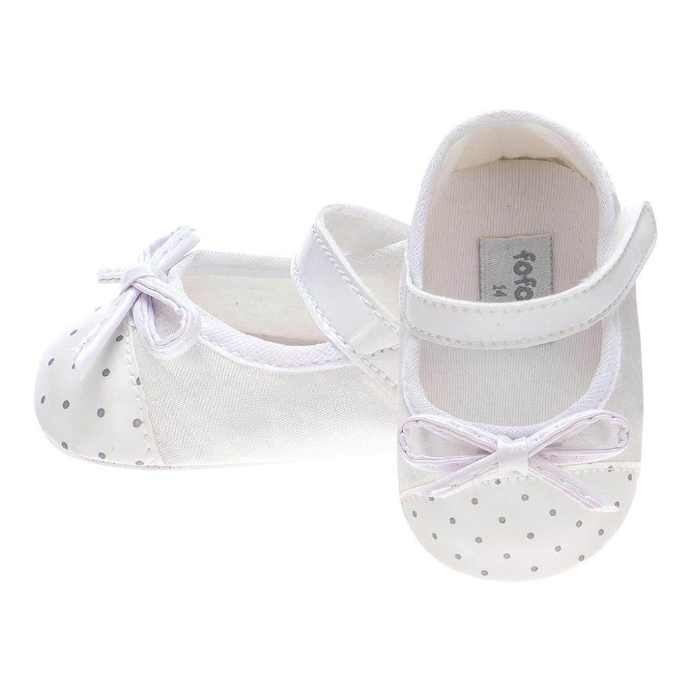 Sapato Boneca Branco - FOFOPÉ