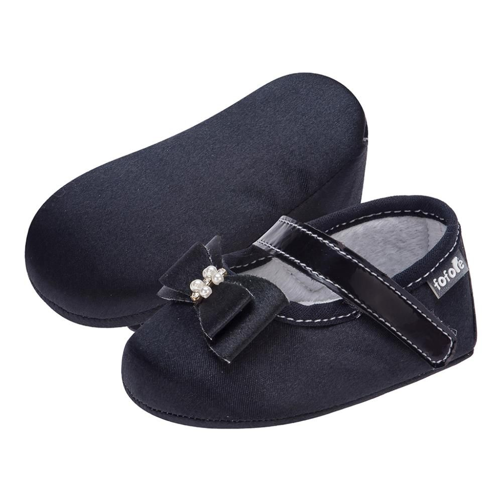 Sapato Boneca Preto - FOFOPÉ