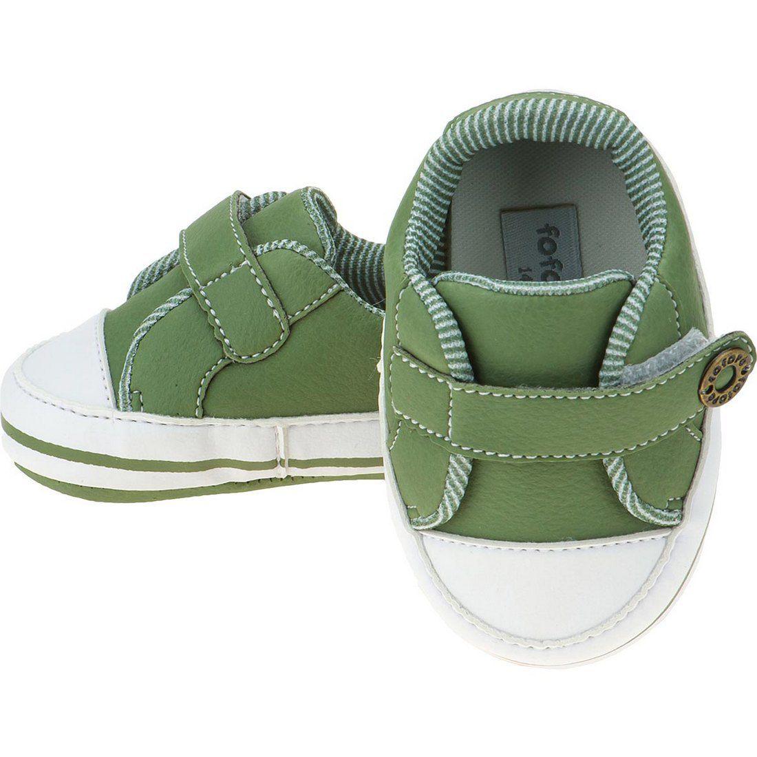 Tênis Baby Menino Ponta Velcro  - FOFOPÉ