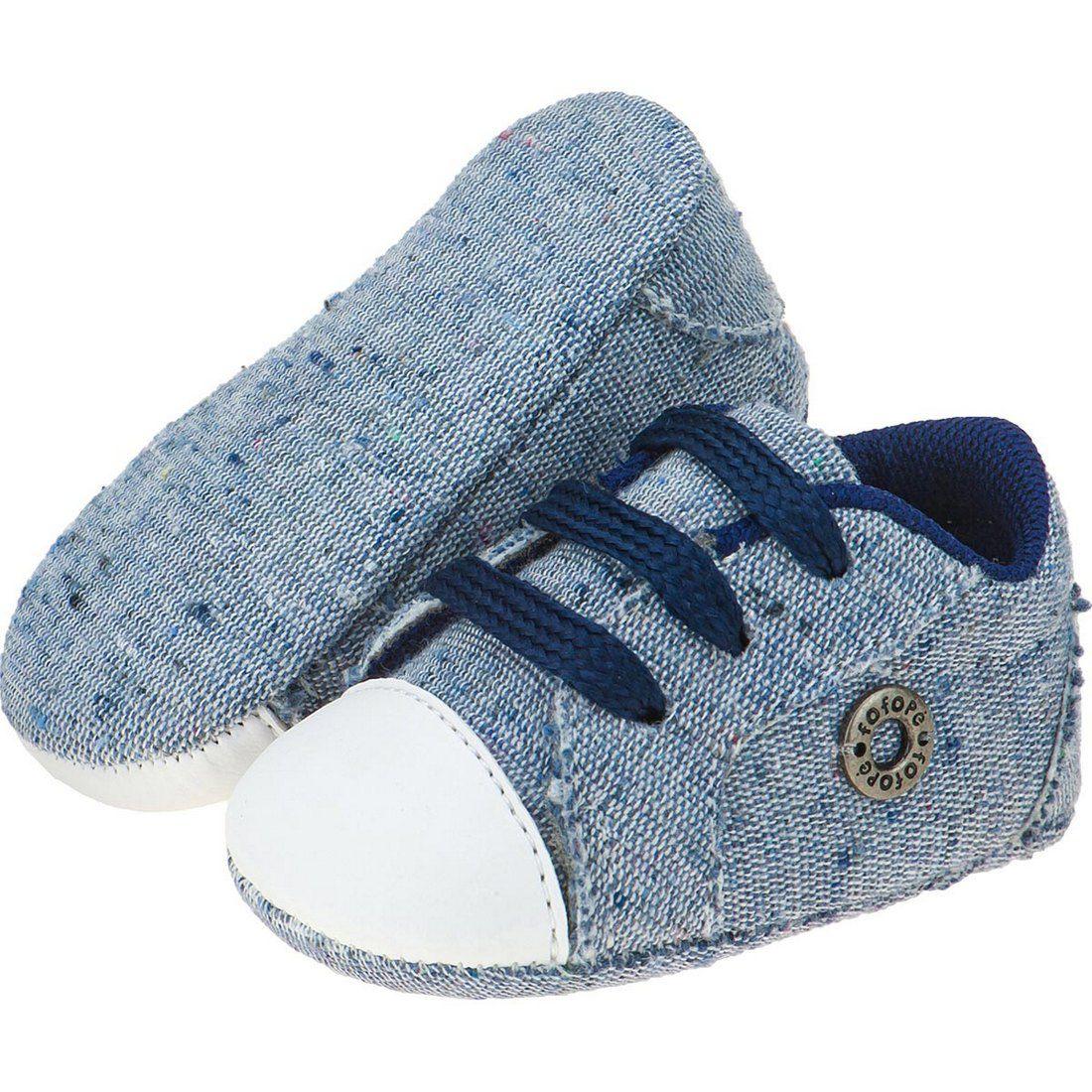 Tênis Bebê Menino Jeans - FOFOPÉ