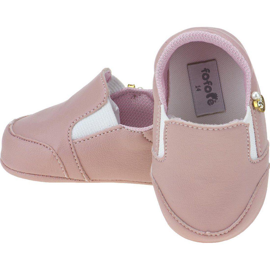 Tênis Iate Baby Menina - FOFOPÉ
