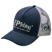 Boné EP Fishing Grey Trucker