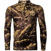 Camiseta de Pesca King KFF104 Traíra (Com Proteção Solar 50+)