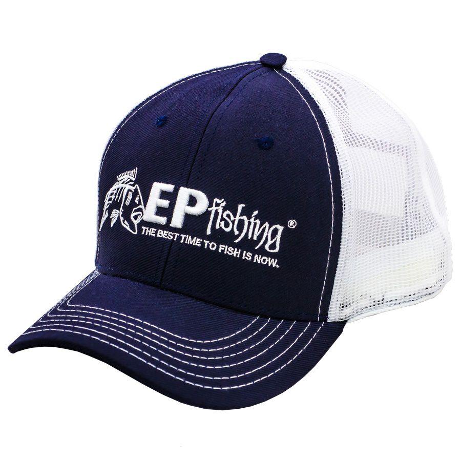 Boné EP Fishing Blue Classic