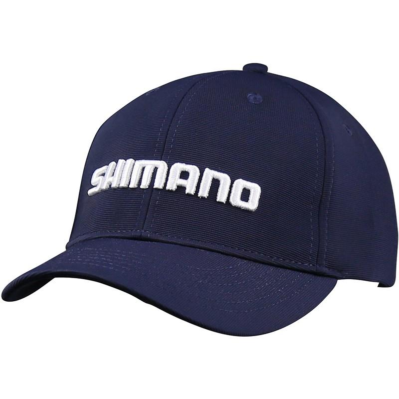Boné Shimano Corporate Platinum Azul