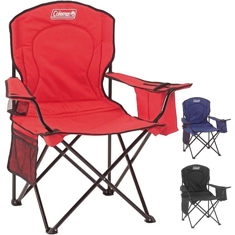 Cadeira Dobrável Coleman com Cooler