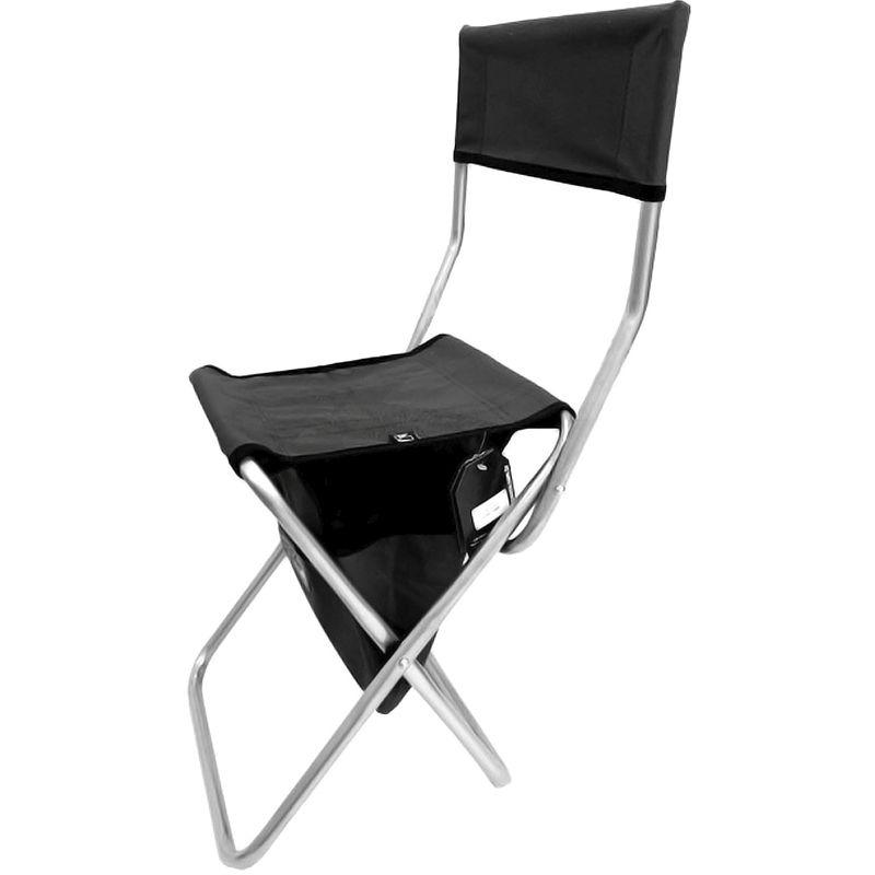 Cadeira Jogá com Bolsa (Preta)