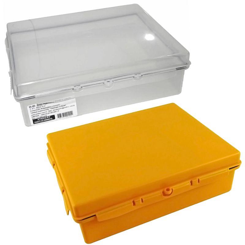 Caixa Emifran EN-490 (Caixa com Vedação, 20x13x6cm)