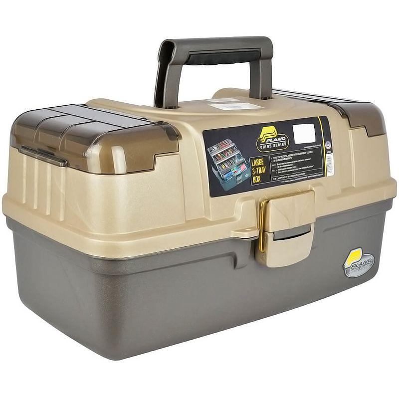 Caixa Plano Large 3-Tray Tackle Box Top Acess 6134 (3 Bandejas)
