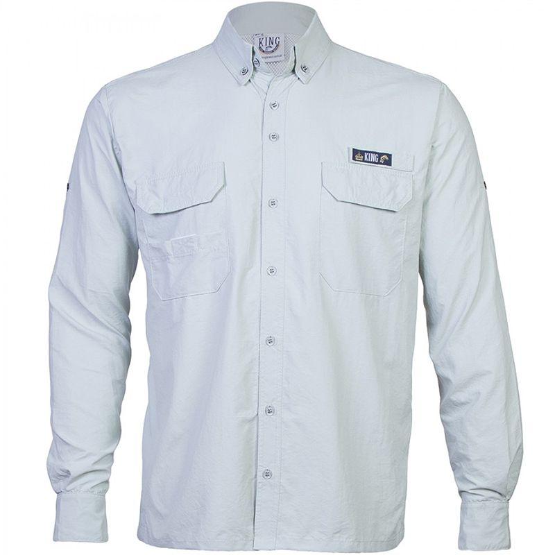 Camisa de Pesca King Antares (Gelo)