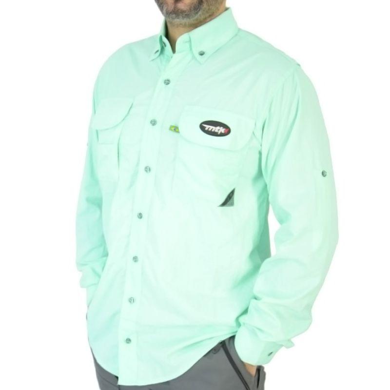 Camisa MTK Sky (Green)