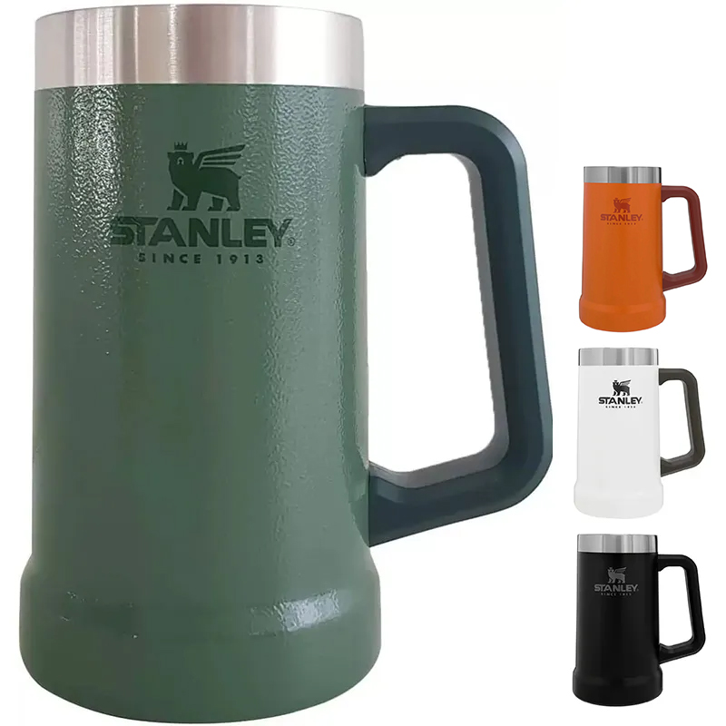 Caneca Térmica Stanley Beer Stein para Cerveja (709ml)