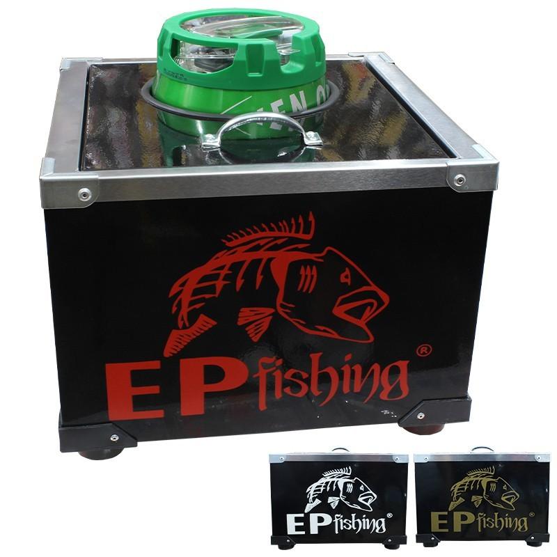 Cooler EP Fishing para Barril de Chopp 5 Litros
