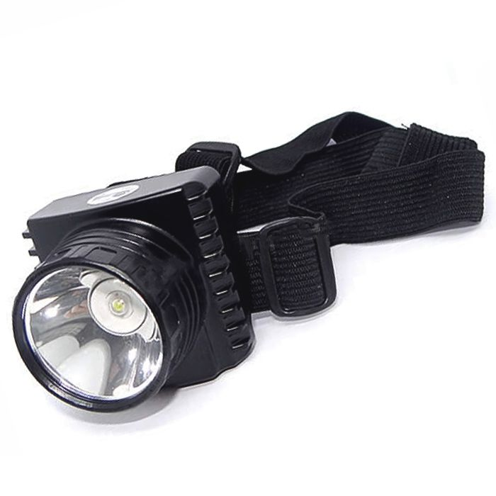 Lanterna de Cabeça Eco-Lux 159 (1 Led)