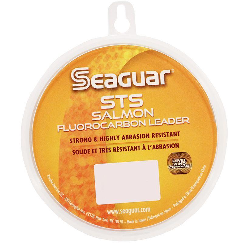Linha Fluorocarbon Seaguar Leader STS Salmon 50lb (0,660mm - 91,4m)