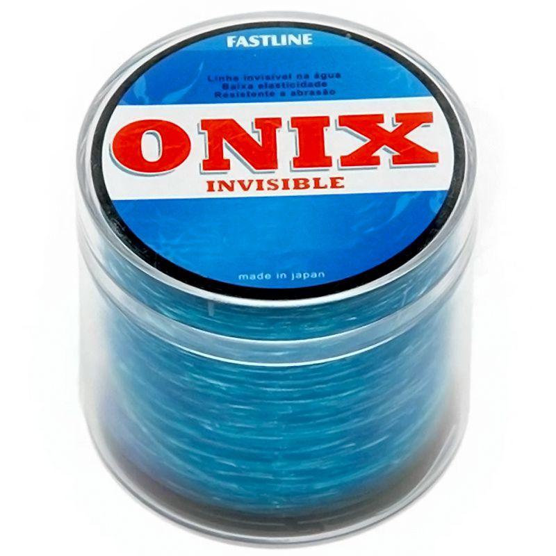 Linha Monofilamento Fastline Onix 52lb (0,52mm - 450m)