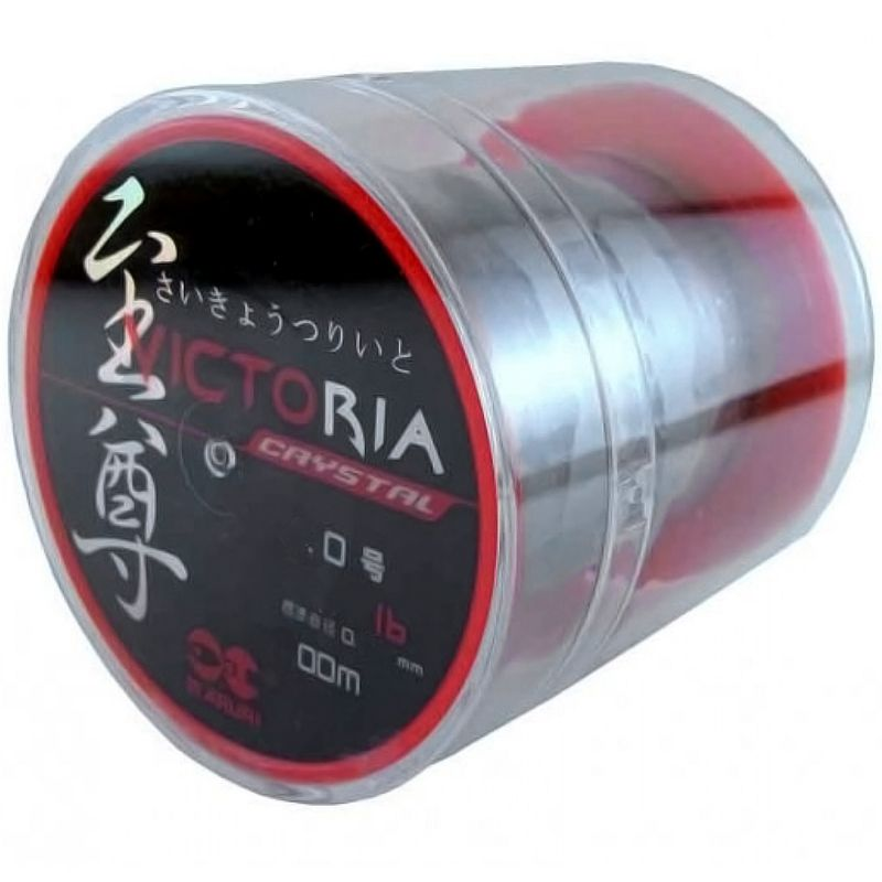Linha Monofilamento Maruri Victoria 46lb (0,66mm - 290m)