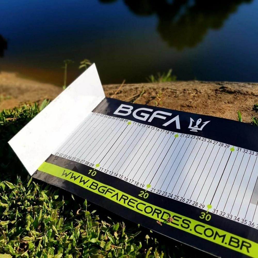 Régua BGFA D.O.M. 1,30m (Dispositivo Oficial de Medição BGFA)