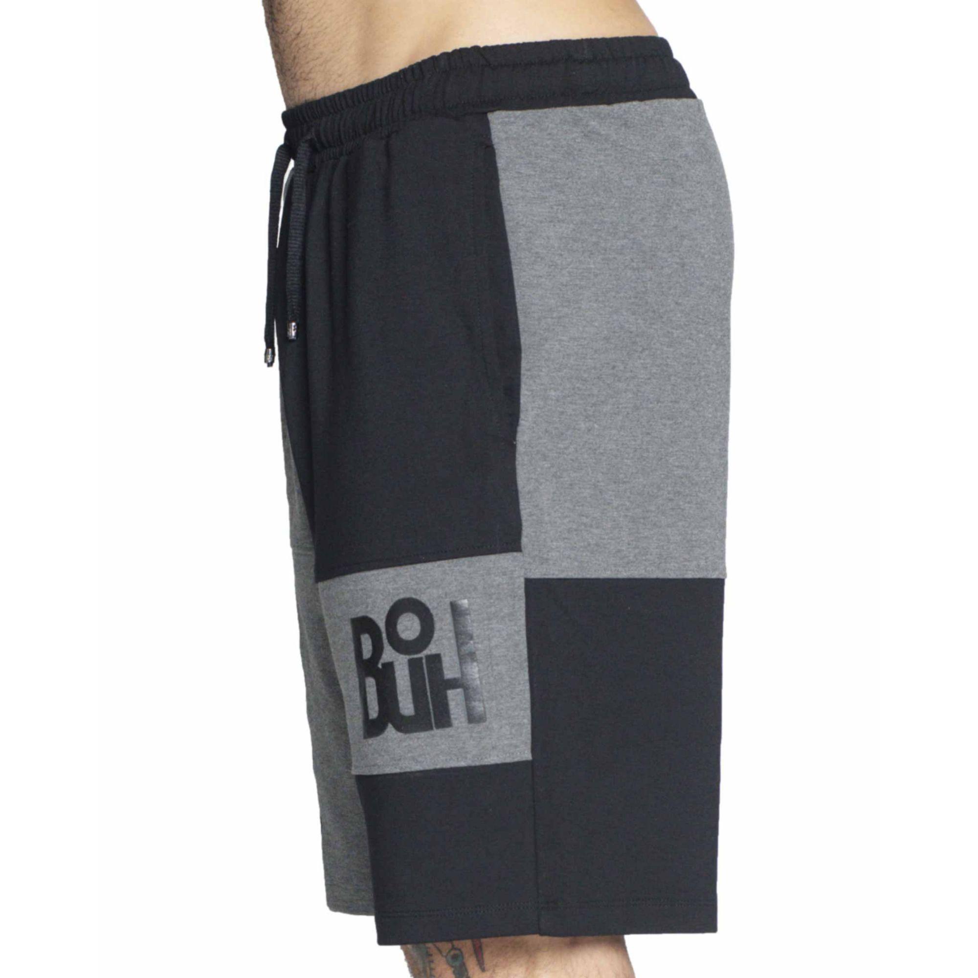 Bermuda Buh Formas Black & Grey
